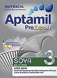 Aptamil Proexpert Soya 3 Latte di crescita- 12 Bottiglie da 500 ml