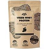 Protero Weide Whey, proteine del siero del latte di pascolo irlandese, 350g Vaniglia