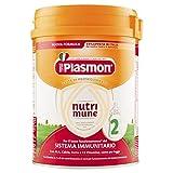 Plasmon Latte in Polvere Proseguimento Nutri Mune 2 - Pacco da 4 X 750 g