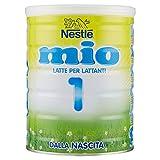 Nestlé Mio 1 Dalla Nascita, Latte per Lattanti in Polvere da 800 g