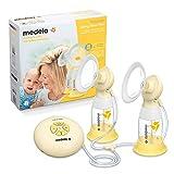 Medela, Tiralatte Elettrico Doppio Swing Maxi Flex, Più Latte in Meno Tempo, Comfort, Regolabile 11 Livelli, Tecnologia 2-Phase