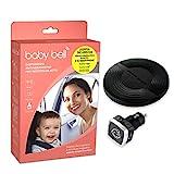 Steelmate ITB BSA-1 Baby Bell Dispositivo Anti Abbandono Bambino per Seggiolini Auto, porta USB, presa accendisigari 12V