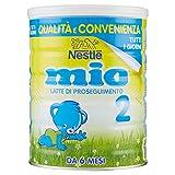 Nestlé Mio 2 Latte di Proseguimento Polvere da 6 Mesi, 800 g