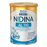 Nestlé Nidina Al 110 Dalla Nascita Alimento Dietetico - Latta 400 g