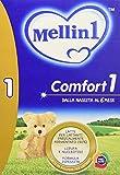 Mellin Comfort 1 - Latte per lattanti, 600 g