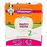 Plasmon Nutri-Mune 2, Liquido, 12 x 500 ml