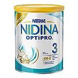 Nidina Optipro 3 Hm-O Latte di Crescita in Polvere 12+, 800g