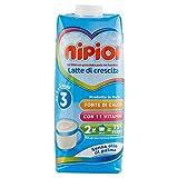 Nipiol - Latte 3 Liquido - 500ml (12 Confezioni)