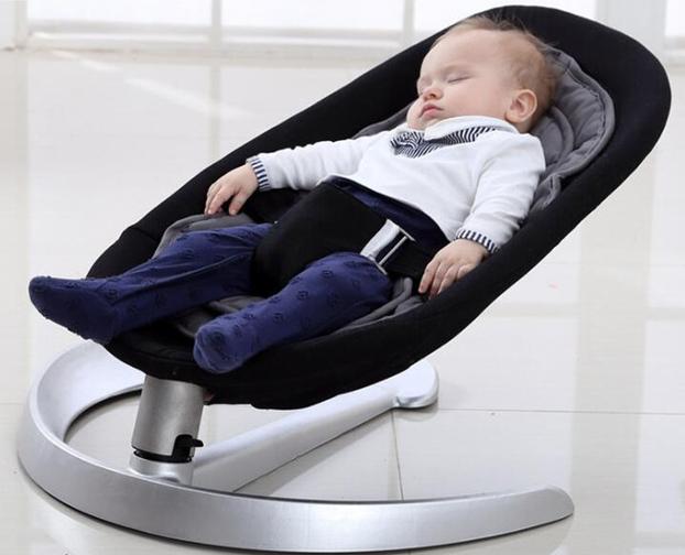 Babymoov Swoon Motion Sedia a dondolo per bambini, in